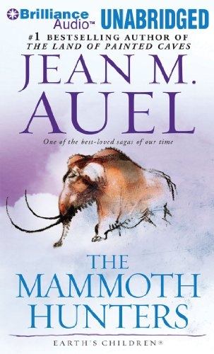 Cover of The Mammoth Hunters (Earth's Children® Series) by Jean M. Auel
