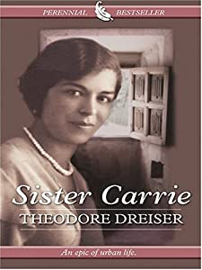 """Cover of """"Sister Carrie"""""""