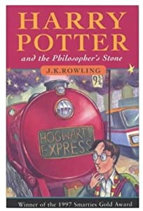 "Cover of ""Harry Potter and the Philosophe..."