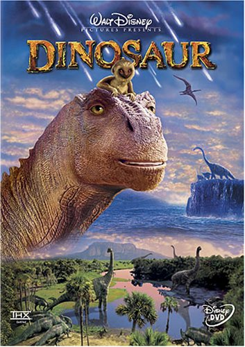 "Cover of ""Dinosaur"""