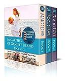 McCarthys of Gansett Island Boxed Set Books 1-3