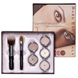 Beyond Basics Bare Escentuals minerals kit
