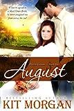 August (Prairie Grooms, Book One)