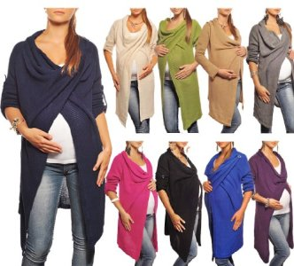 Purpless-Maternity-Cardigan-Pregnancy-Coat-9001-Variety-of-Colours