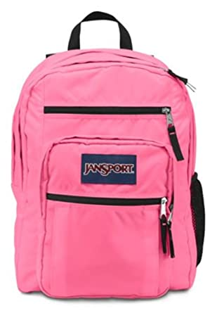 Amazon – JanSport Big Student Backpack (Black or Pansy Pink) only ... 114cb07dbec20