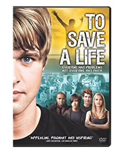 "Cover of ""To Save a Life"""