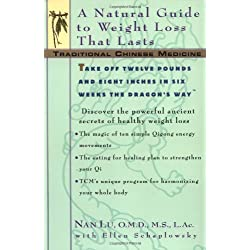 By Dr. Lu TCM: A Natural Guide to Weight Loss That Lasts (Traditional Chinese Medicine) (1st Edition)