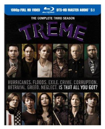 Treme: The Complete Third Season [Blu-ray], David Simon, Mr. Media Interviews