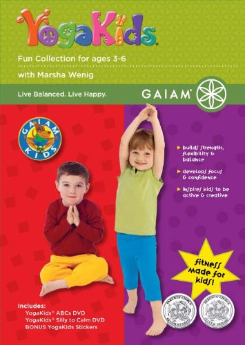Gaiam Kids: Yogakids Fun Collection