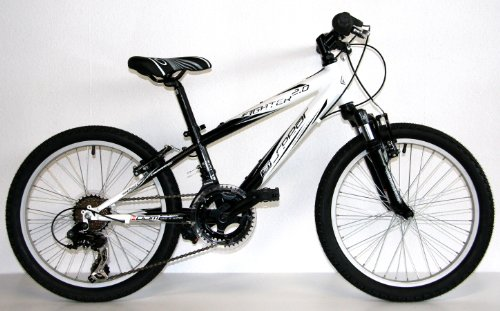 50 8 cm 20 zoll mountainbike kinderfahrrad spear fighter. Black Bedroom Furniture Sets. Home Design Ideas