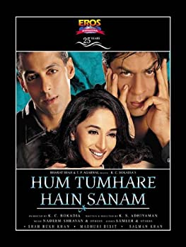 """Cover of """"Hum Tumhare Hain Sanam"""""""