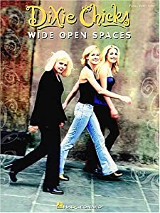 """Cover of """"Dixie Chicks - Wide Open Spaces..."""