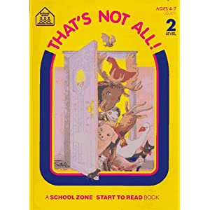 That's Not All! (Start to Read! Trade Edition Series)