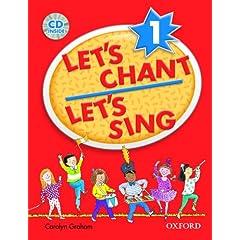 Let's Chant, Let's Sing Book 1 w/ Audio CD (Let's Go / Oxford University Press)