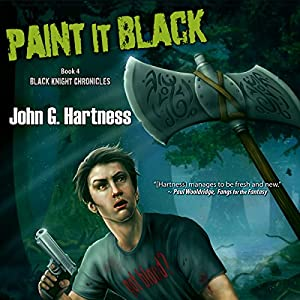 Paint it Black Audiobook