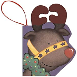 "Cover of ""Reindeer (Ornament Board Books)..."