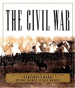 "Cover of ""The Civil War: An Illustrated H..."