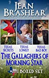 The Gallaghers of Morning Star Boxed Set: The Gallaghers of Morning Star Books 1-3 (Texas Heroes)