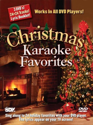 Buy Christmas Karaoke Favorites (3-DVD Set) Posters