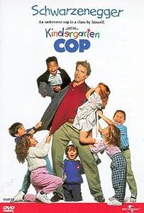 """Cover of """"Kindergarten Cop"""""""