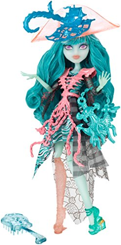 Monster High モンスターハイ HAUNTED - Vandala Doubloons Doll 人形 ドール 【並行輸入】