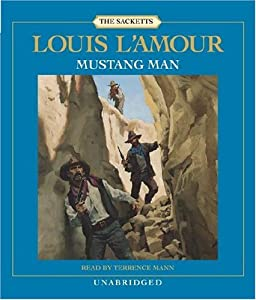 "Cover of ""Mustang Man (Louis L'Amour)"""