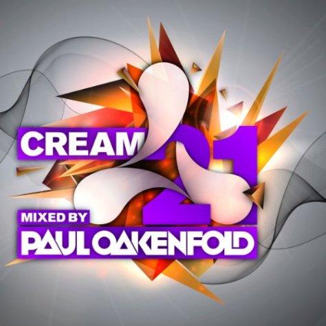 VA-Cream 21 Mixed By Paul Oakenfold-2CD-FLAC-2013-FORSAKEN Download