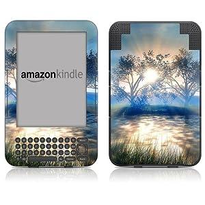 "DecalGirl Kindle Skin (Fits 6"" Display, Latest Generation Kindle) Bayou Sunset (Matte Finish)"