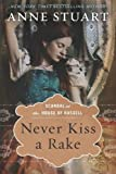 Never Kiss a Rake (Scandal at the House of Russell, Book One)