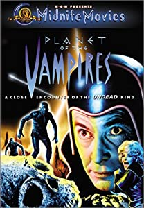 """Cover of """"Planet of the Vampires"""""""