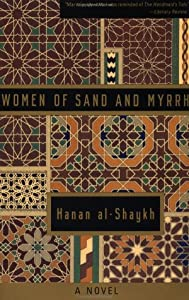 "Cover of ""Women of Sand and Myrrh: A Nove..."
