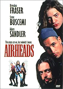 """Cover of """"Airheads"""""""