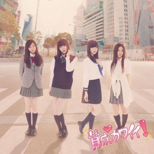 [Single](DVDISO) SKE48 – 賛成カワイイ! Sansei Kawaii! (Download)[2013.11.20]