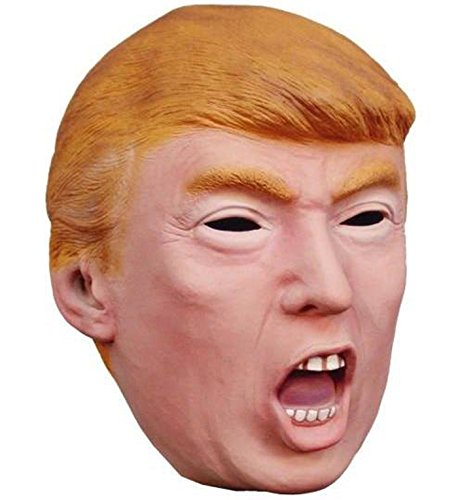 Elections 2016 Costumes - Donald Trump Mask - Republican Presidential Candidate Mask