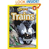 Trains, National Geographic Kids, level 1