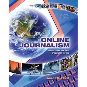 Online Journalism by James C Foust (Foto: ecx.images-amazon.com)