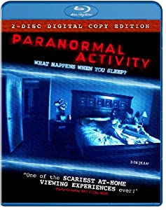 "Cover of ""Paranormal Activity (2-Disc Dig..."