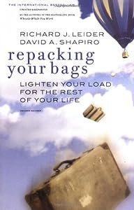 """Cover of """"Repacking Your Bags: Lighten Yo..."""