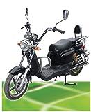 1000W ElektroScooter ElektroRoller ElektroChopper 45km/h
