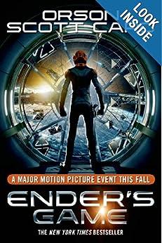 출간된 지 28년이 된 「엔더의 게임」이 영화 개봉을 앞두고 뉴욕타임즈 베스트셀러 정상을 재탈환했다. (사진 Amazon.com)
