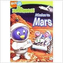 BACKYARDIGANS-MISSION TO MARS (DVD): BACKYARDIGANS ...