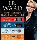 J.R. Ward The Black Dagger Brotherhood Novels 1-4 (Penguin Classics)