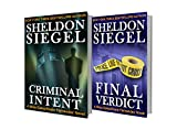 Daley Double #2: CRIMINAL INTENT and FINAL VERDICT (Mike Daley and Rosie Fernandez Mystery Pairs)