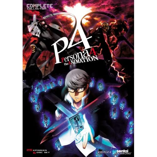 Persona 4: the Animation: Complete Collection [DVD] [Import]