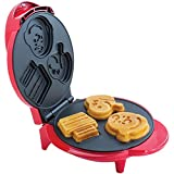 Peanuts Snoopy & Charlie Brown Character Waffle Maker