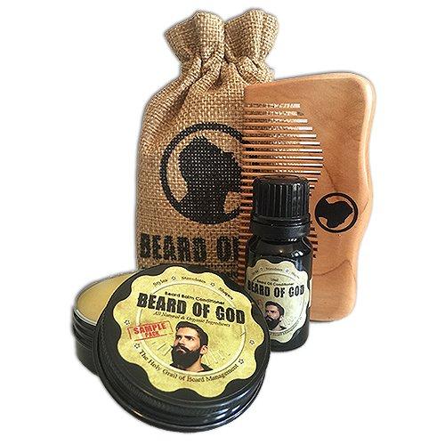 BEARD BALM + BEARD OIL