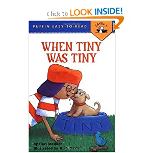 When Tiny Was Tiny (Easy-to-Read, Puffin)
