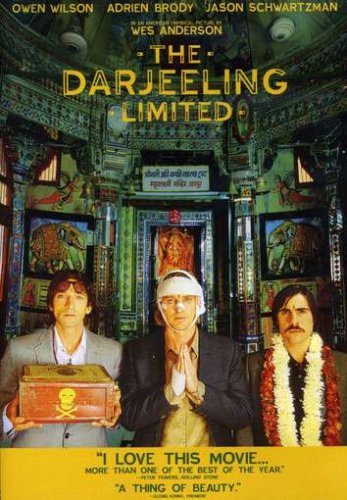 "Cover of ""The Darjeeling Limited"""