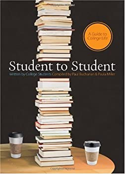 "Cover of ""Student to Student"""