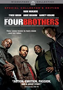 "Cover of ""Four Brothers (Special Collecto..."